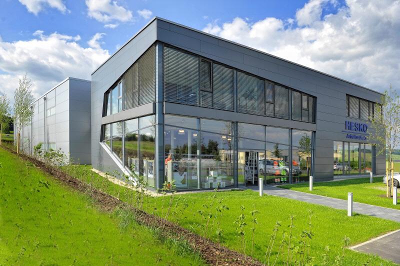 Betriebsgebäude Fürstenzell