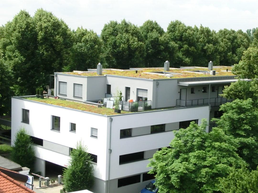 Wohn- und Geschäftshaus Hans-Adlhoch-Straße Straubing
