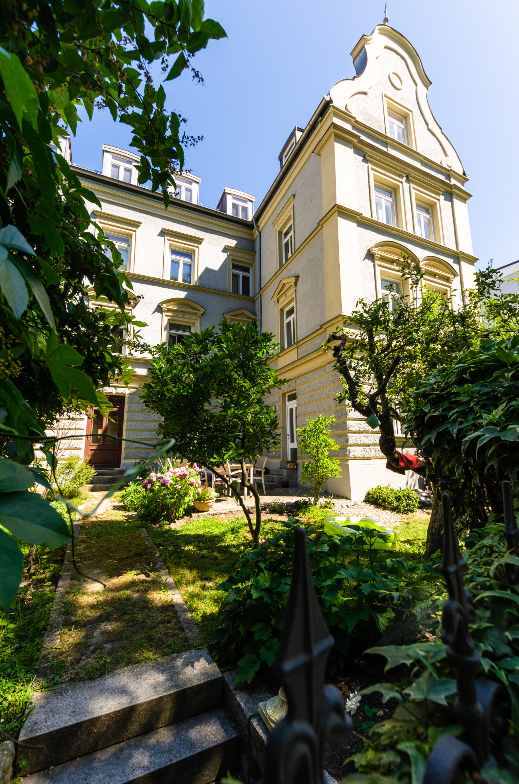 Mittlere Bachstraße Straubing