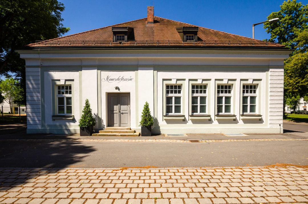 Mannschaftscasino Straubing