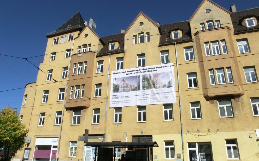 Sankt-Bonifatius-Straße, München
