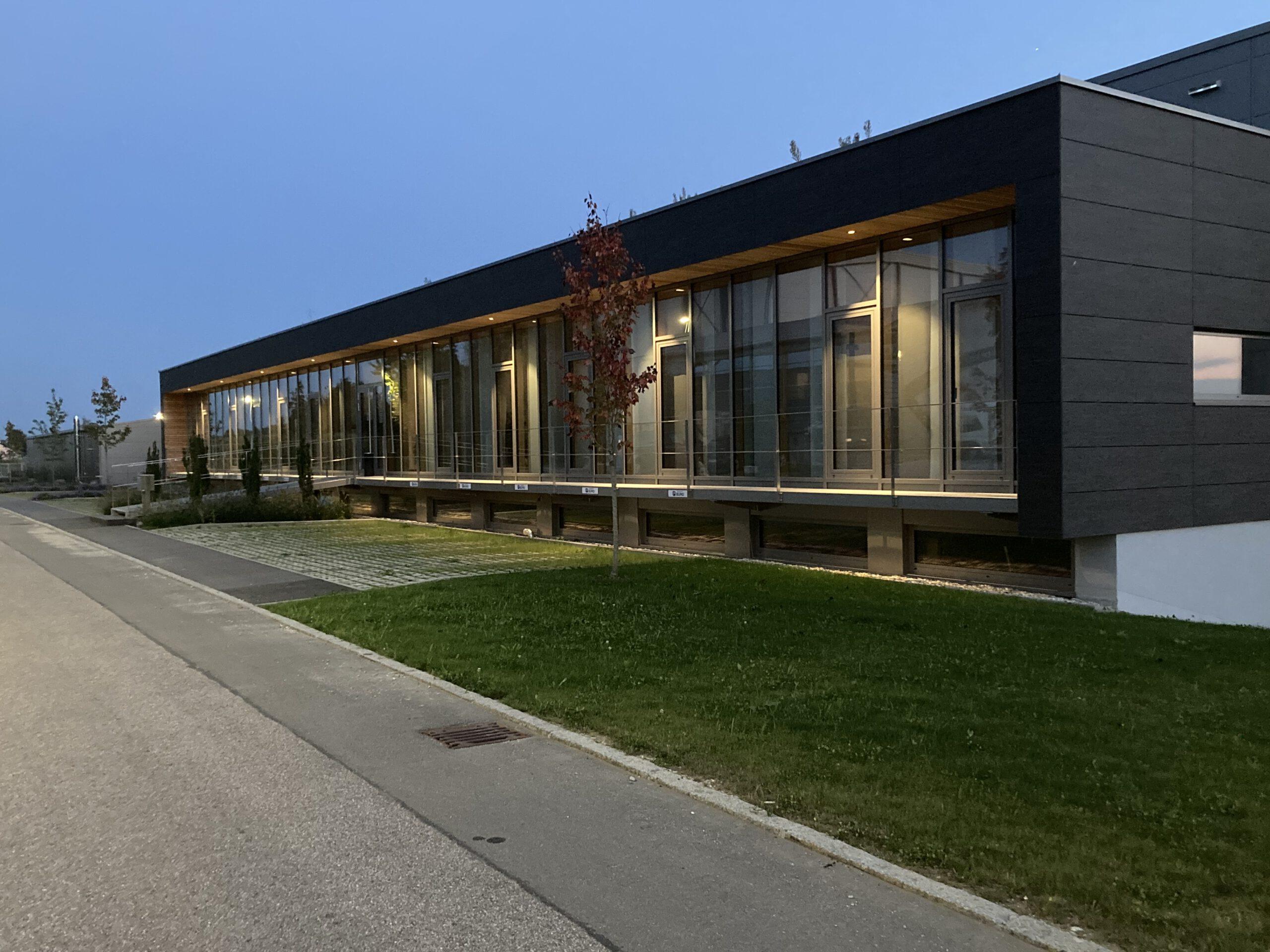 Betriebsgebäude Grabmeier Gangkofen